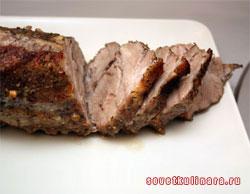 Время приготовления мяса